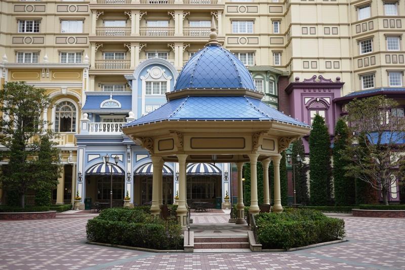 TOKYO DISNEYLAND HOTEL ~Sherwood Garden~_a0127090_10232421.jpg