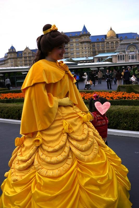 Tokyo Disneyland ~キャラクター&アトラクション編~_a0127090_17274428.jpg