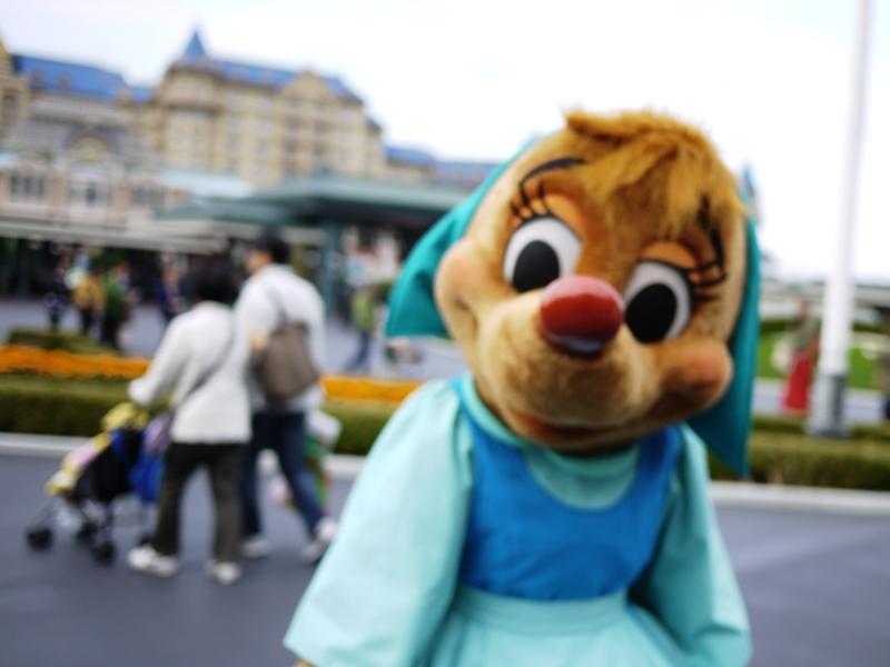 Tokyo Disneyland ~キャラクター&アトラクション編~_a0127090_17302985.jpg