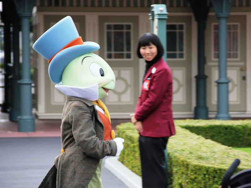 Tokyo Disneyland ~キャラクター&アトラクション編~_a0127090_17311667.jpg