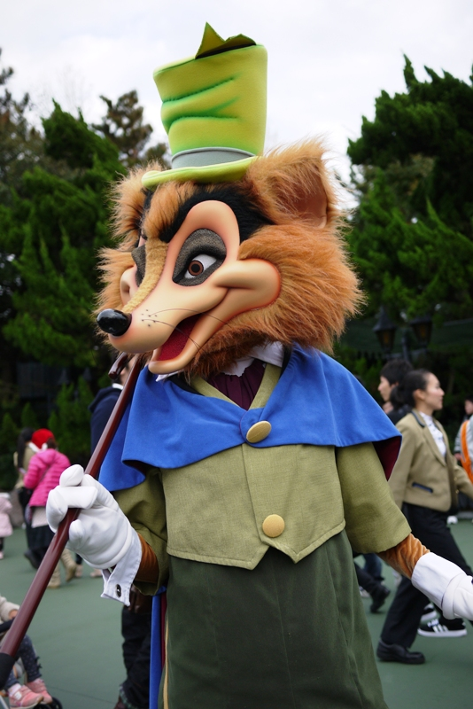 Tokyo Disneyland ~キャラクター&アトラクション編~_a0127090_17392070.jpg