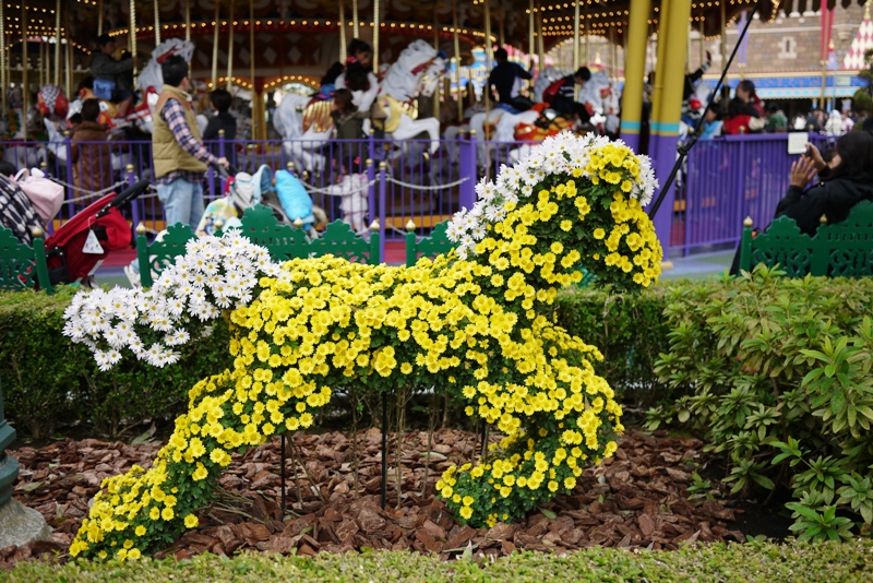 Tokyo Disneyland ~キャラクター&アトラクション編~_a0127090_1739280.jpg