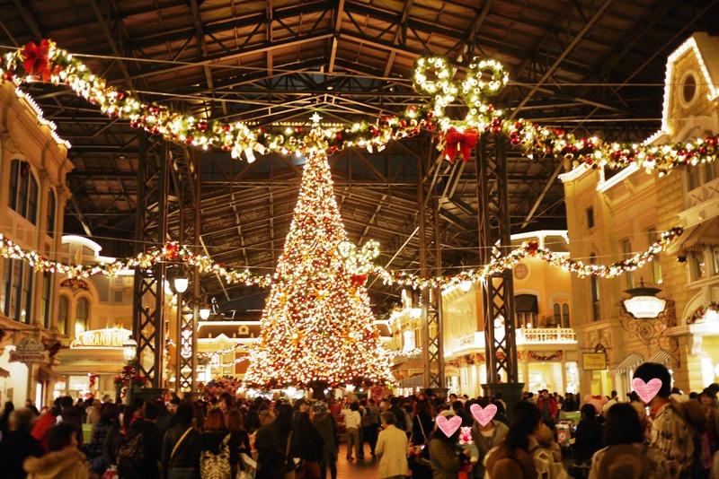 Tokyo Disneyland ~夜景編~_a0127090_2323744.jpg