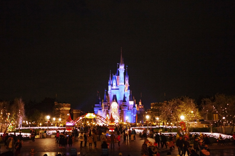 Tokyo Disneyland ~夜景編~_a0127090_23241094.jpg