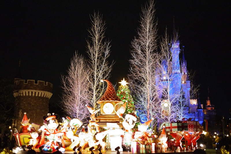 Tokyo Disneyland ~夜景編~_a0127090_23251173.jpg