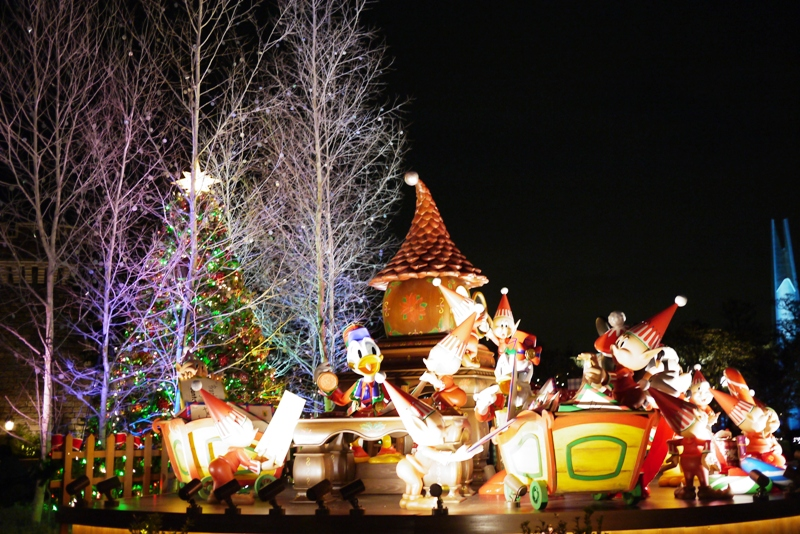 Tokyo Disneyland ~夜景編~_a0127090_23252038.jpg