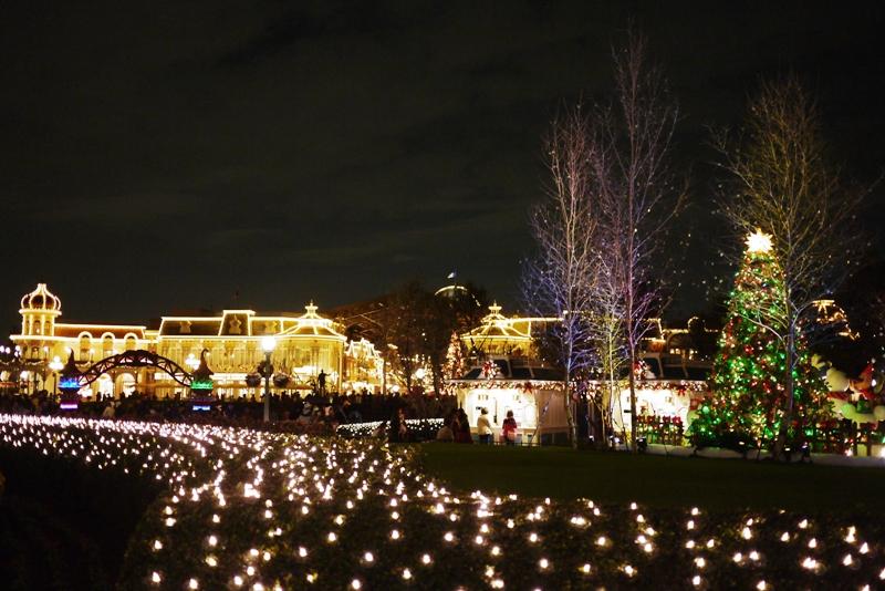 Tokyo Disneyland ~夜景編~_a0127090_23264198.jpg