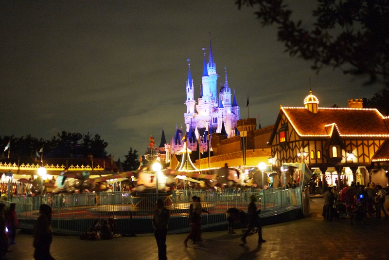 Tokyo Disneyland ~夜景編~_a0127090_23281099.jpg