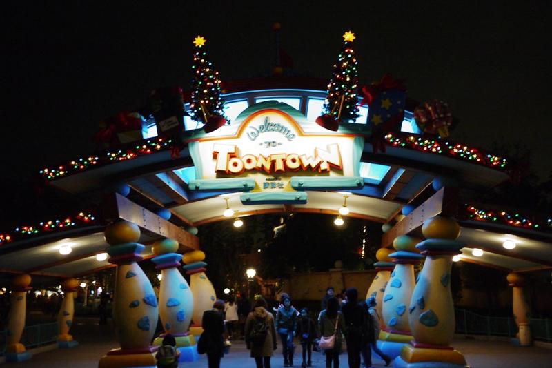 Tokyo Disneyland ~夜景編~_a0127090_2332446.jpg