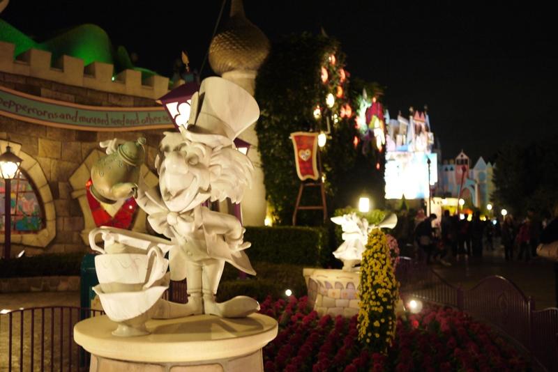 Tokyo Disneyland ~夜景編~_a0127090_2332832.jpg