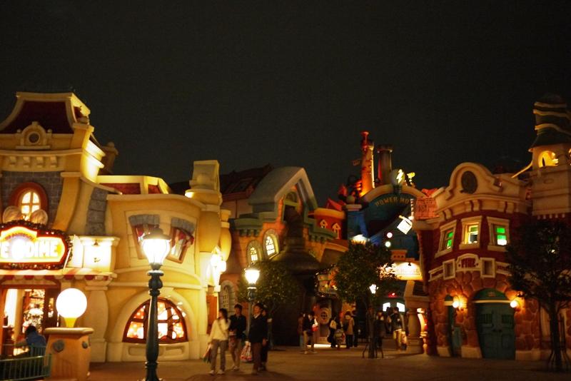 Tokyo Disneyland ~夜景編~_a0127090_2334195.jpg
