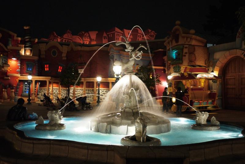 Tokyo Disneyland ~夜景編~_a0127090_23343276.jpg