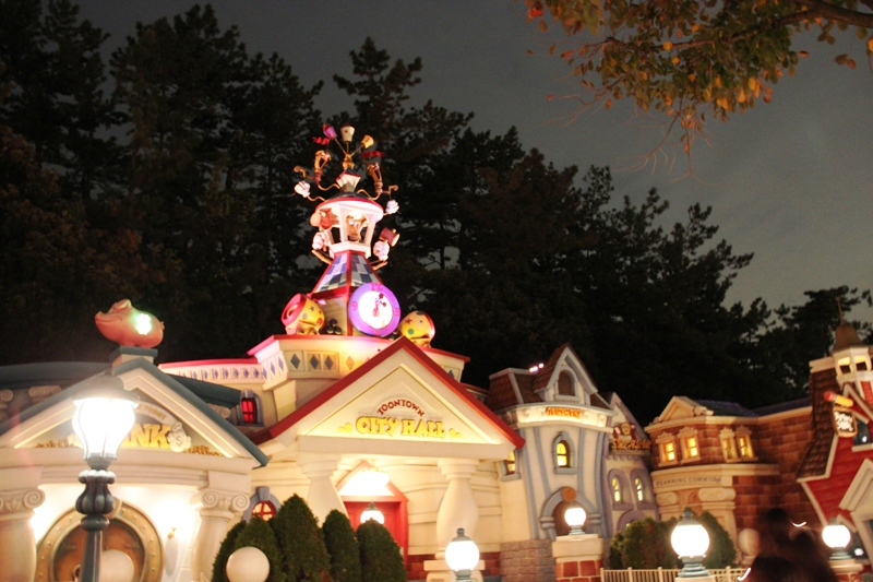 Tokyo Disneyland ~夜景編~_a0127090_23361155.jpg