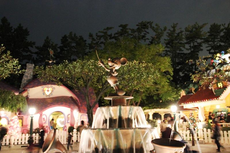 Tokyo Disneyland ~夜景編~_a0127090_23363763.jpg