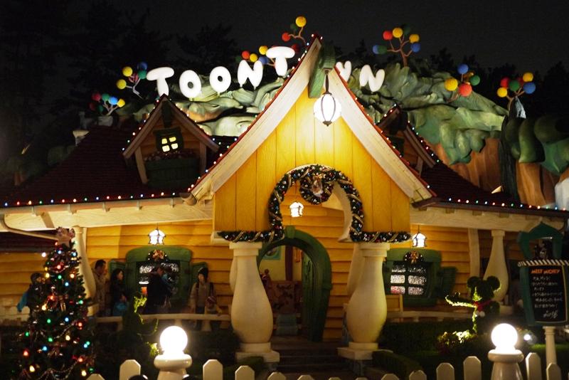 Tokyo Disneyland ~夜景編~_a0127090_23381624.jpg