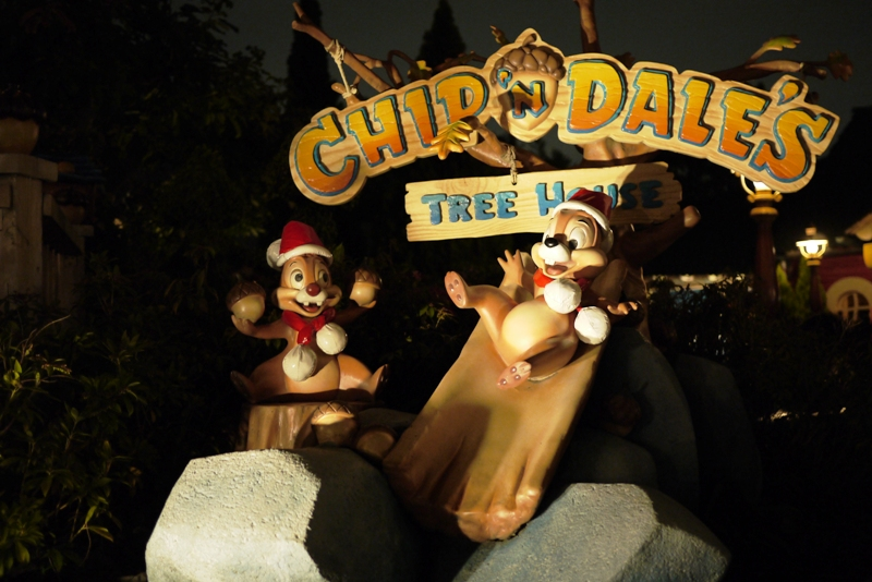 Tokyo Disneyland ~夜景編~_a0127090_23393165.jpg