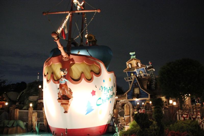 Tokyo Disneyland ~夜景編~_a0127090_23393796.jpg