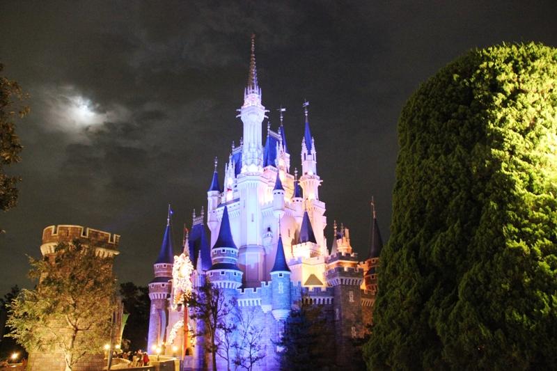 Tokyo Disneyland ~夜景編~_a0127090_2340896.jpg