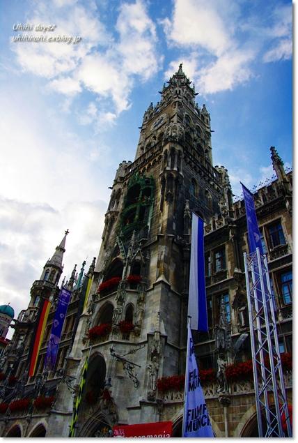 旅の終わりに・・・ミュンヘンでビール♪_f0179404_21513291.jpg