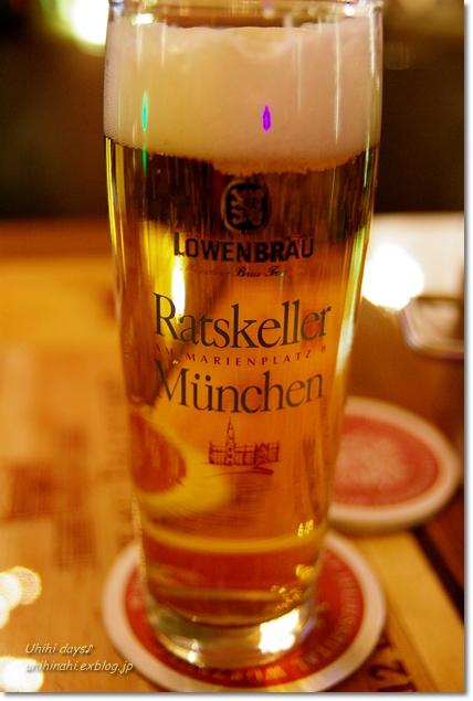 旅の終わりに・・・ミュンヘンでビール♪_f0179404_21533179.jpg