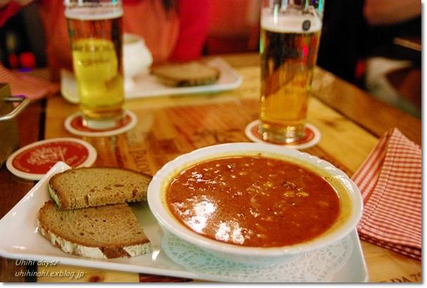 旅の終わりに・・・ミュンヘンでビール♪_f0179404_21542864.jpg