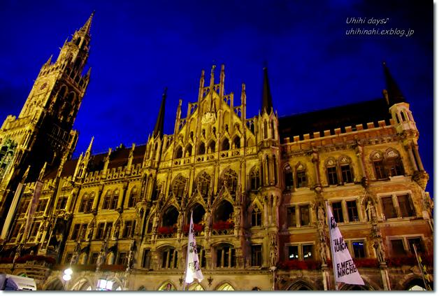 旅の終わりに・・・ミュンヘンでビール♪_f0179404_2156144.jpg