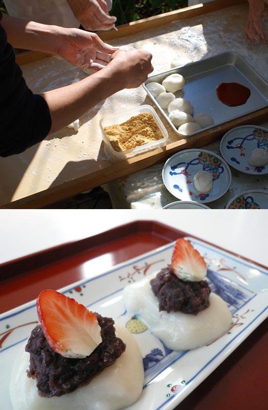 明けましてお餅つき☆プレゼント_f0201310_1457586.jpg
