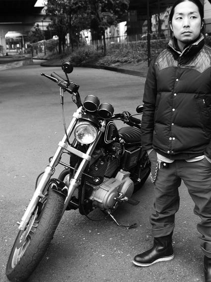 5COLORS「君はなんでそのバイクに乗ってるの?」#46_f0203027_17544667.jpg