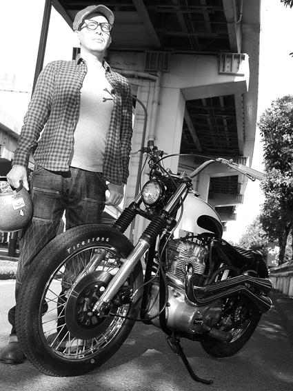 5COLORS「君はなんでそのバイクに乗ってるの?」#46_f0203027_17552192.jpg