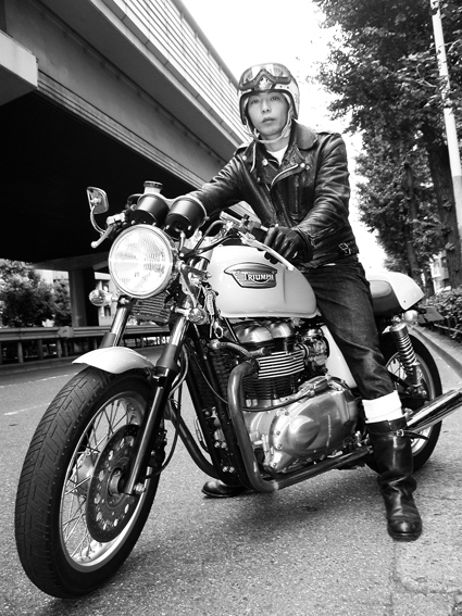 5COLORS「君はなんでそのバイクに乗ってるの?」#46_f0203027_17554057.jpg
