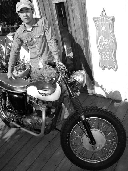 5COLORS「君はなんでそのバイクに乗ってるの?」#46_f0203027_1755577.jpg