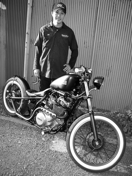 5COLORS「君はなんでそのバイクに乗ってるの?」#46_f0203027_1756081.jpg