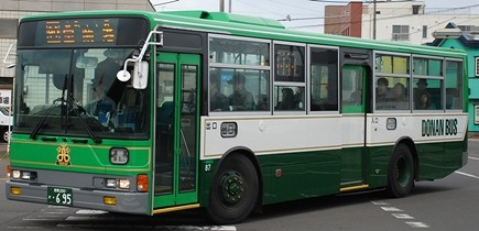 道南バスの新エアロスター 3題_e0030537_0263393.jpg