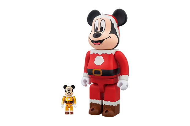 "Medicom Toy Bearbrick Special Ornaments ""Mickey Mouse""_a0118453_14552941.jpg"