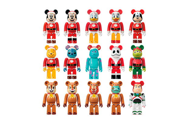 "Medicom Toy Bearbrick Special Ornaments ""Mickey Mouse""_a0118453_14555041.jpg"