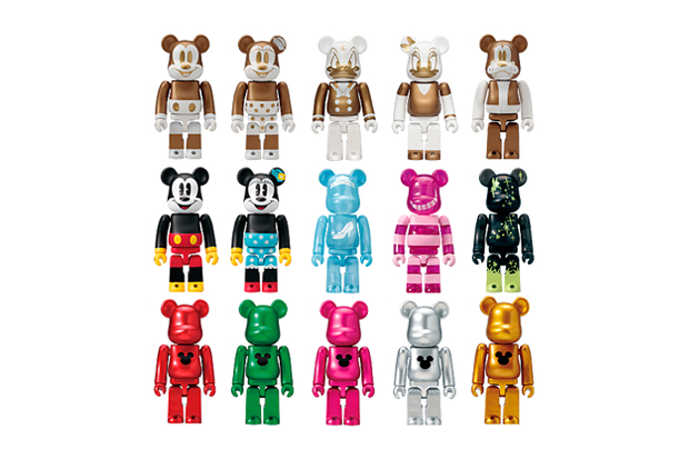 "Medicom Toy Bearbrick Special Ornaments ""Mickey Mouse""_a0118453_1456183.jpg"
