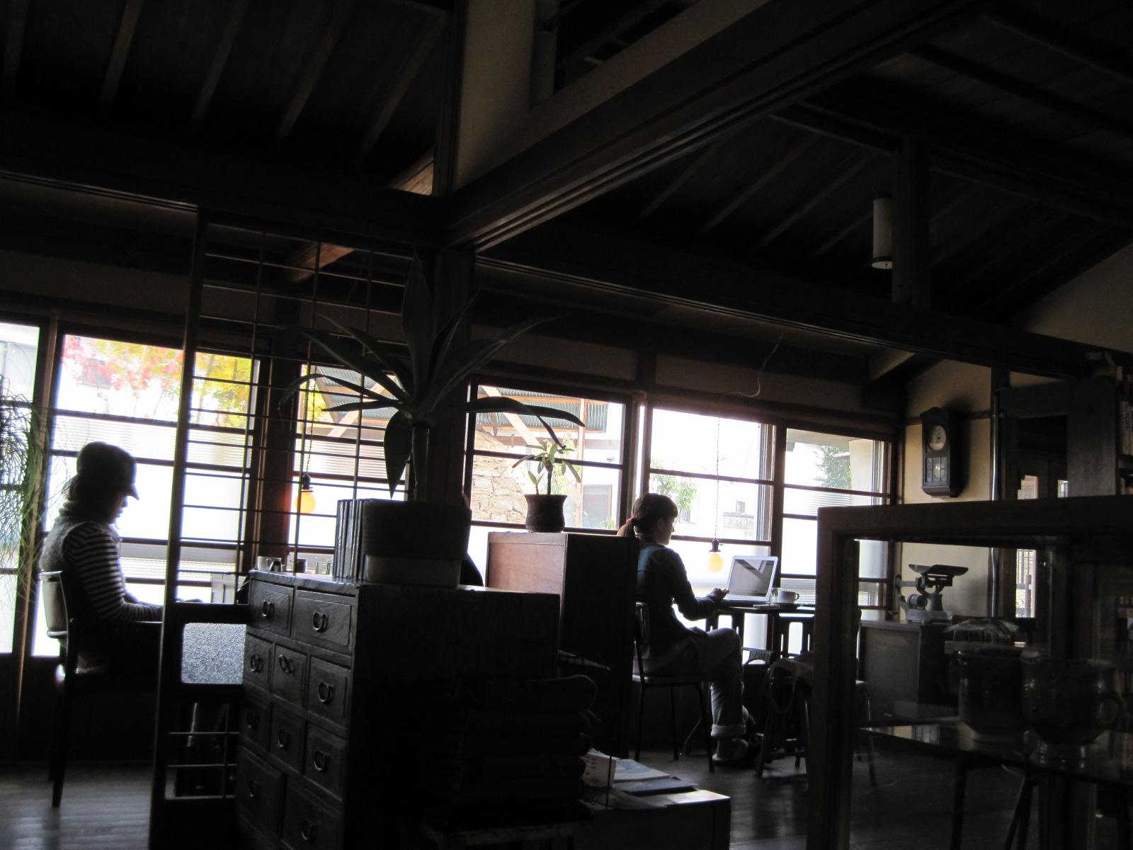 YUSHI CAFE_f0236260_22501434.jpg