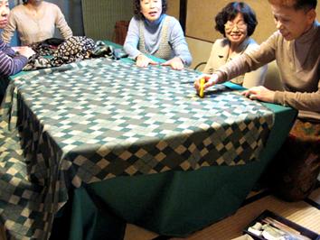 『ちくちく手縫い教室』あったかギャザースカート作り_b0153663_22303829.jpg