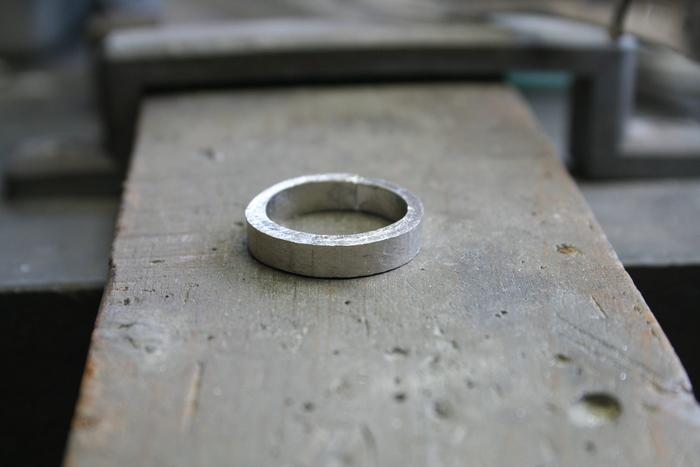 抜けなくなった指輪。_b0220167_0282936.jpg