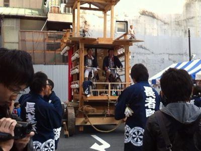 えびす祭り 再会_c0229192_1903537.jpg