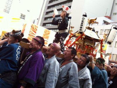 えびす祭り 再会_c0229192_1903571.jpg