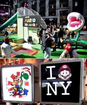 ニューヨークのタイムズ・スクエアがスーパー・マリオ・ランドに変身?!_b0007805_0454354.jpg