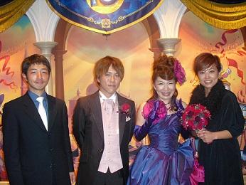 HAPPY WEDDING♪_f0128409_27624.jpg