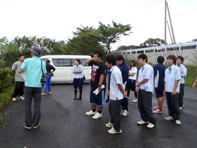 辺土名高校環境科野外授業⑤_f0121321_173119.jpg