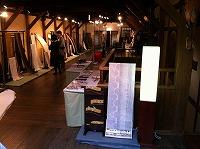「紬コレクション2011 」& 「本場大島紬試着体験」終了_e0194629_1631198.jpg