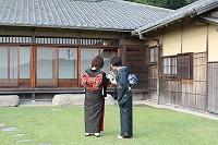 「紬コレクション2011 」& 「本場大島紬試着体験」終了_e0194629_1633133.jpg