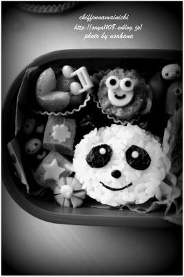 パンダのお弁当&chabbit~雑貨屋さん~_f0193555_12401494.jpg