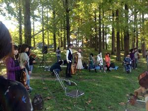 北欧音楽ピクニックありがとうございました!_b0156260_6343947.jpg