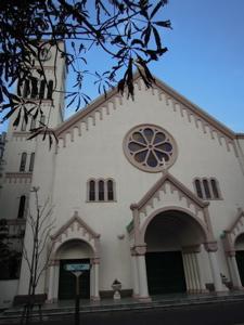 碑文谷サレジオ教会あたり--パティスリー ジュンウジタ_a0222263_23371530.jpg