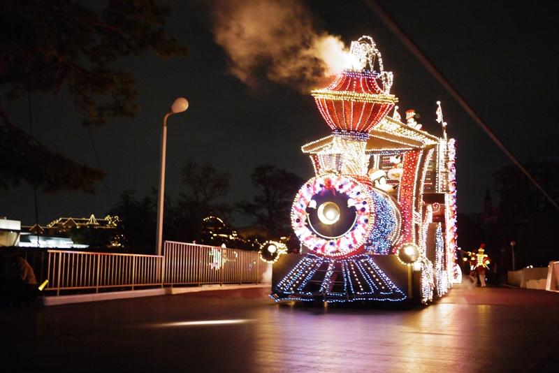 Tokyo Disneyland ~エレクトリカルパレード~_a0127090_20583258.jpg